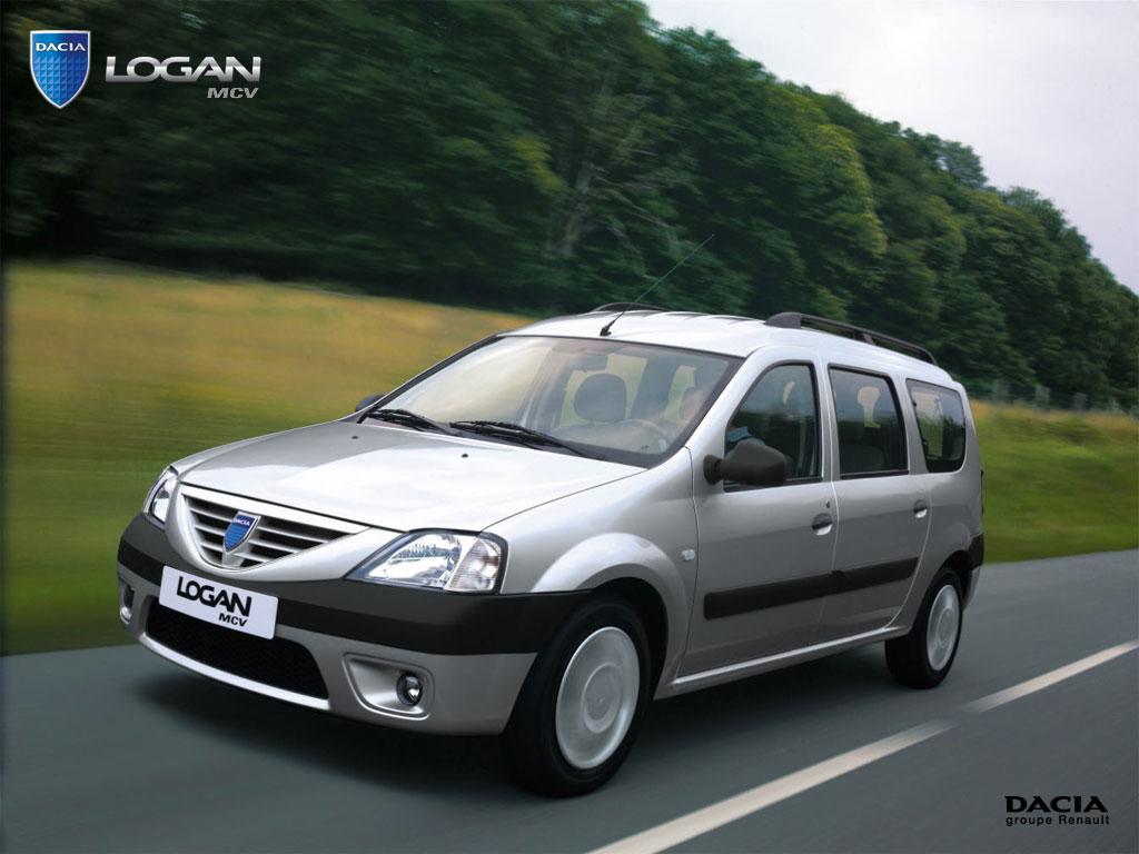 Dacia Logan MCV - можно сказать, это отец нашего Lada Largus