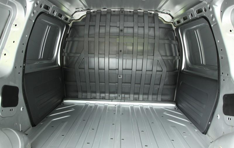 Багажное отделение фургона Лада Ларгус