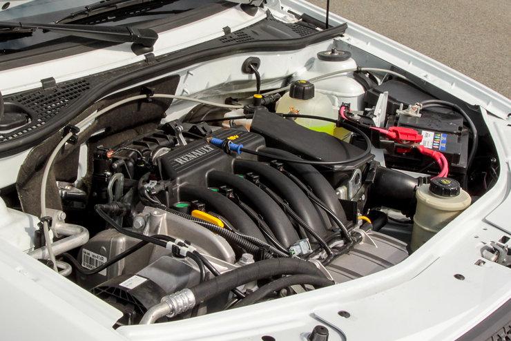 Мощности двигателя вполне хватает для для разнообразных видов эксплуатации