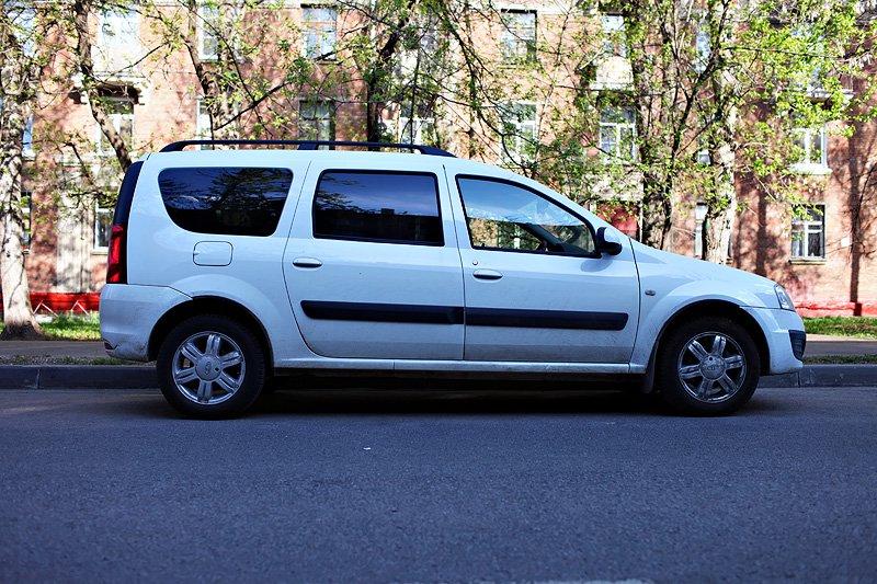 Ларгус - комфортабельный, вместительный и современный автомобиль