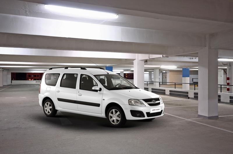 Ларгус - отличное практичное авто завода ВАЗ