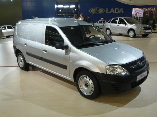Лада Ларгус - универсальный автомобиль