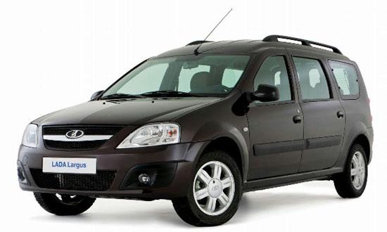Лада Ларгус попал в десятку самых продаваемых автомобилей