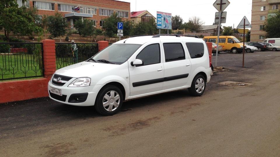 Lada Largus можно купить у официального представителя в Краснодаре