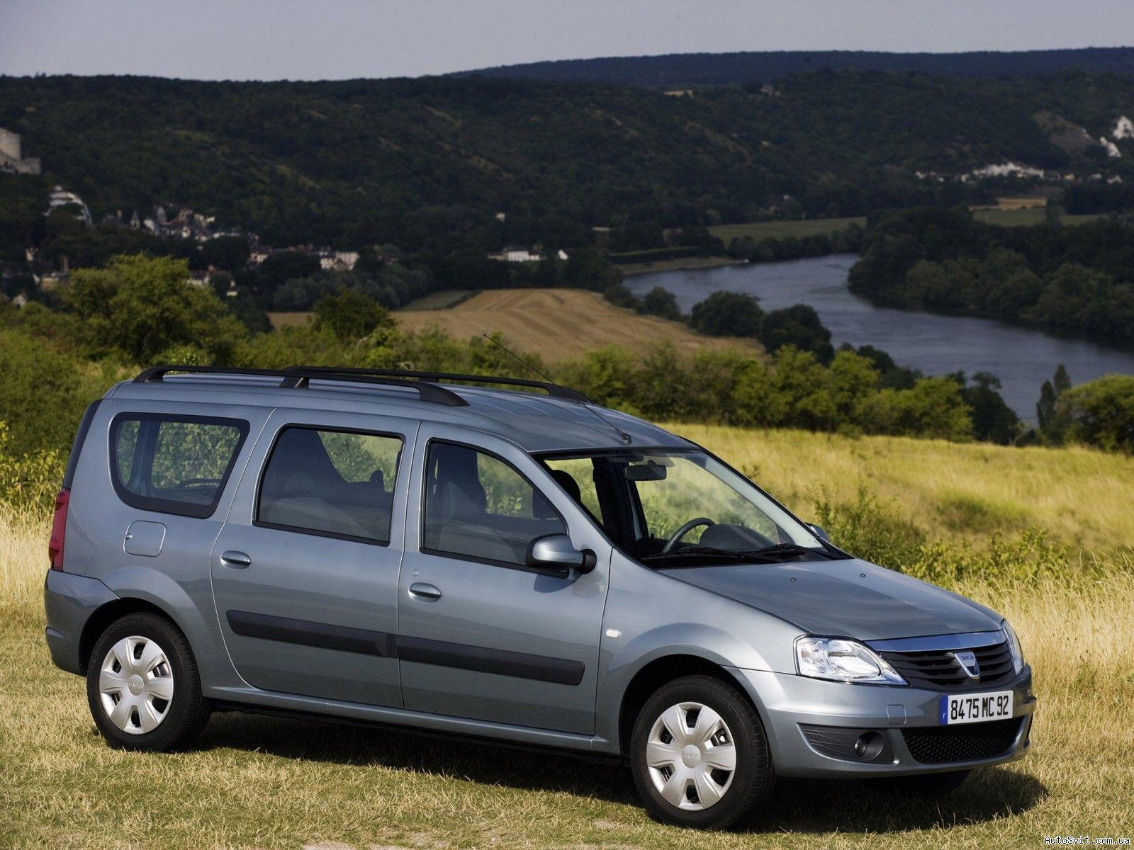 Lada Largus все-таки имеет отличия от Dacia Logan
