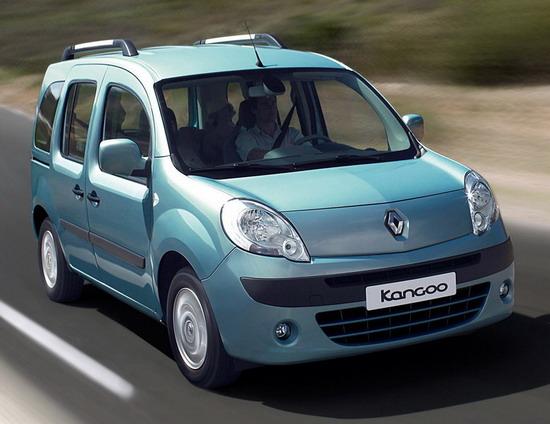 Renault Kangoo - удобный семейный автомобиль, но значительно дороже оппонентов