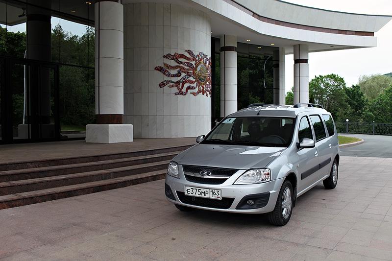 Лада Ларгус выпускается с минимальным количеством дефектов, нежели другие модели АвтоВАЗа