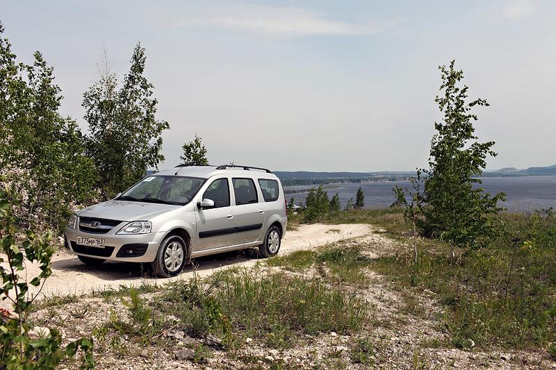 Лада Ларгус - автомобиль совместного производства АвтоВАЗа и Альянса Рено-Ниссан