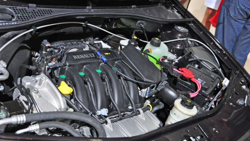 Ресурс автомобиля - примерно 160 тыс. км
