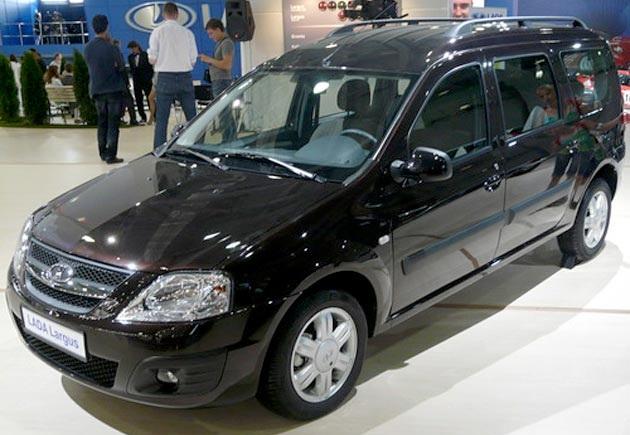 Лада Ларгус - лучший семейный российский автомобиль этого года