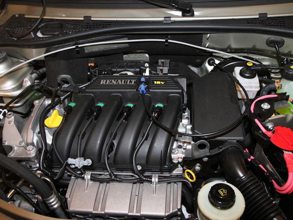 Двигатель Lada Largus Cross