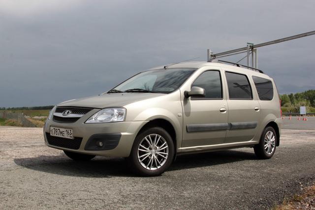 Автомобиль Лада Ларгус имеет заслуженное право называться российским